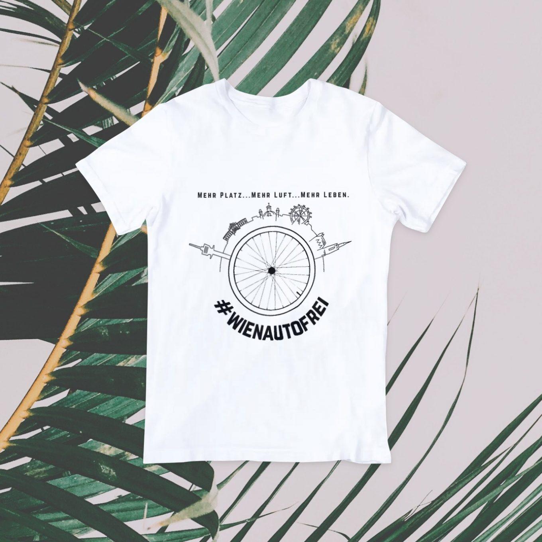 #wienautofrei greenager shirt